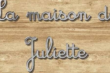 La maison de Juliette & son Jacuzzi au ciel étoilé