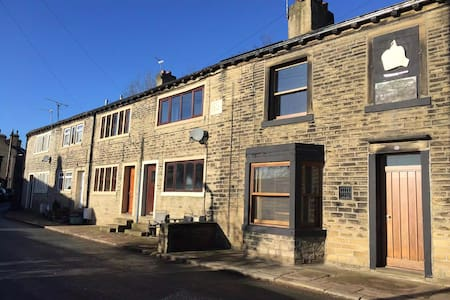 Traditional Weavers Cottage near Hebden Bridge