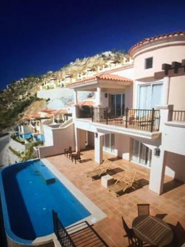 Stunning Villa at Sunset Beach, Cabo San Lucas, Mx