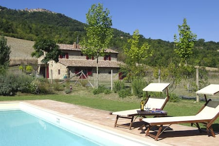 Villa Paganini - Italien, Toskana, Küstennähe - Casale Marittimo - Villa