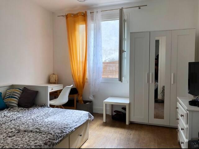 Appartement avec jardin - Saint Martial