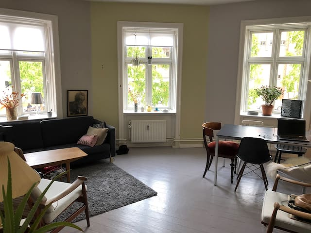 Childfriendly hip apartment in top location