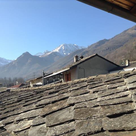 Delizioso monolocale nella quiete - Villar Pellice - Квартира