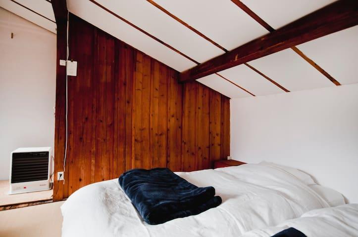 1~2p room #7 2F / 1~2名部屋 #7 2階