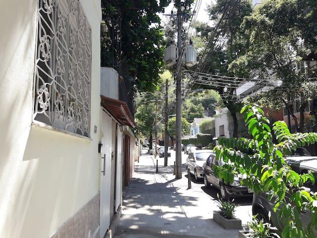 Casa Agradável na Tijuca - Rio de Janeiro - Rumah
