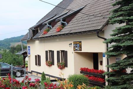 HOUSE MARKO - PLITVICE ROOM 4 - Zaklopača - 住宿加早餐