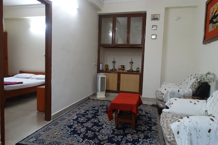 Two Bedroom Fully Furnished Home-A3 - Hyderabad - Huis