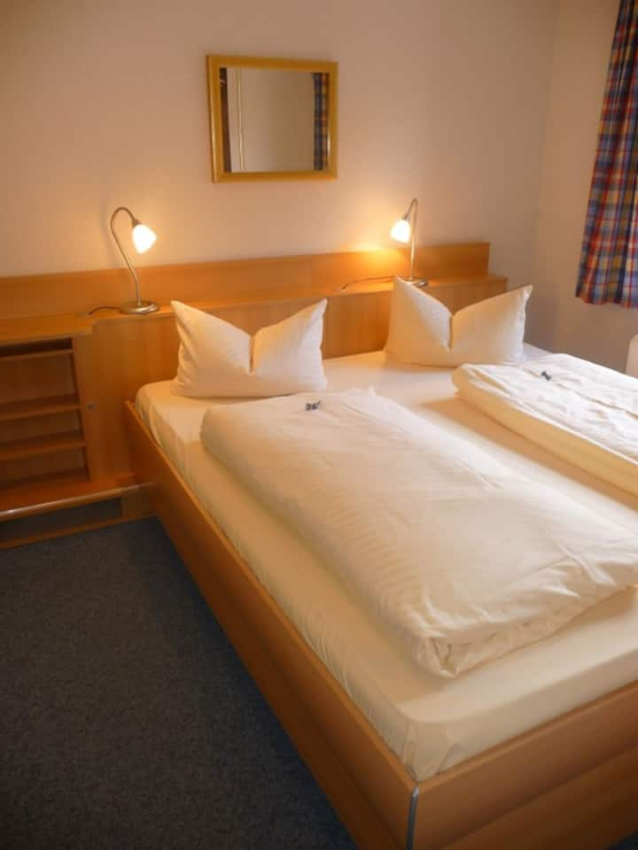 Sonnige, ruhige 3-Zimmerwohnung