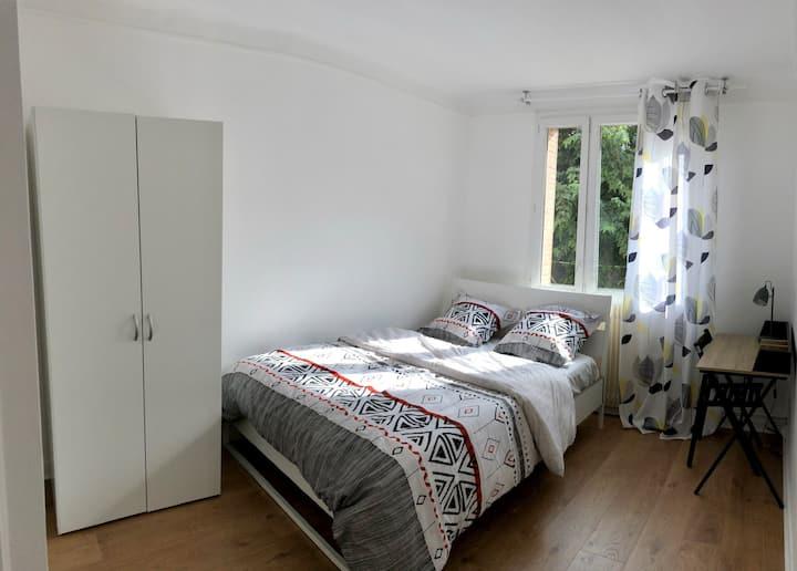 Jolie chambre confort