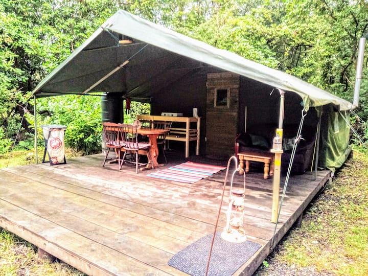 Restful Retreat - Camp Three