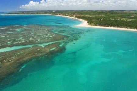 Flat Carneiros Beach Resort - D303 - Beira Mar
