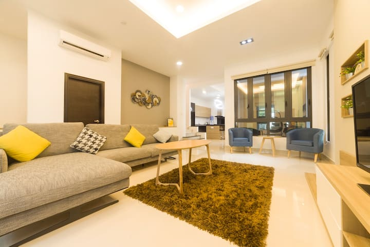 Luxurious Living in Kota Kinabalu