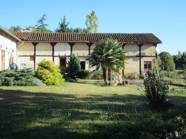 Belardine : rencontre et partage - Arblade-le-Bas - House