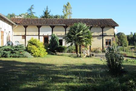 Belardine : rencontre et partage - Arblade-le-Bas - Casa