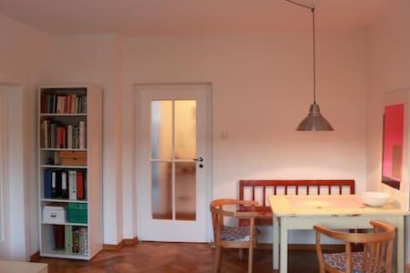 Nice city appartment near baeutiful westpark - München - Apartment