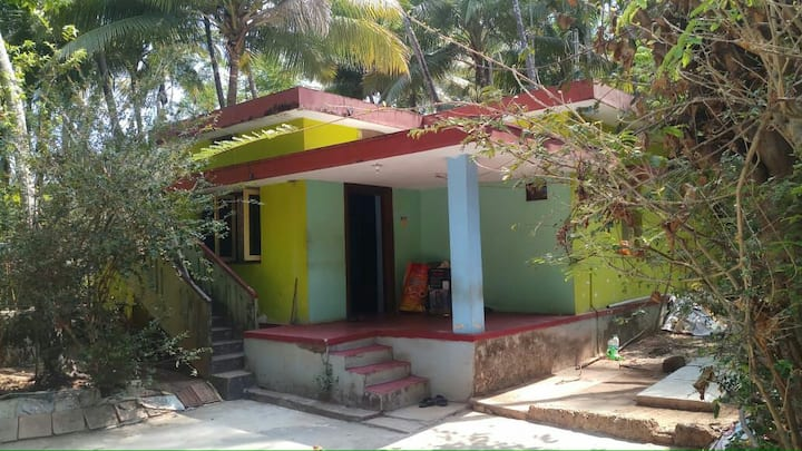 Homestay 2kms away from beach