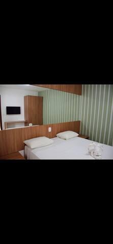 Apt. mobiliário para alugar com área de Lazer
