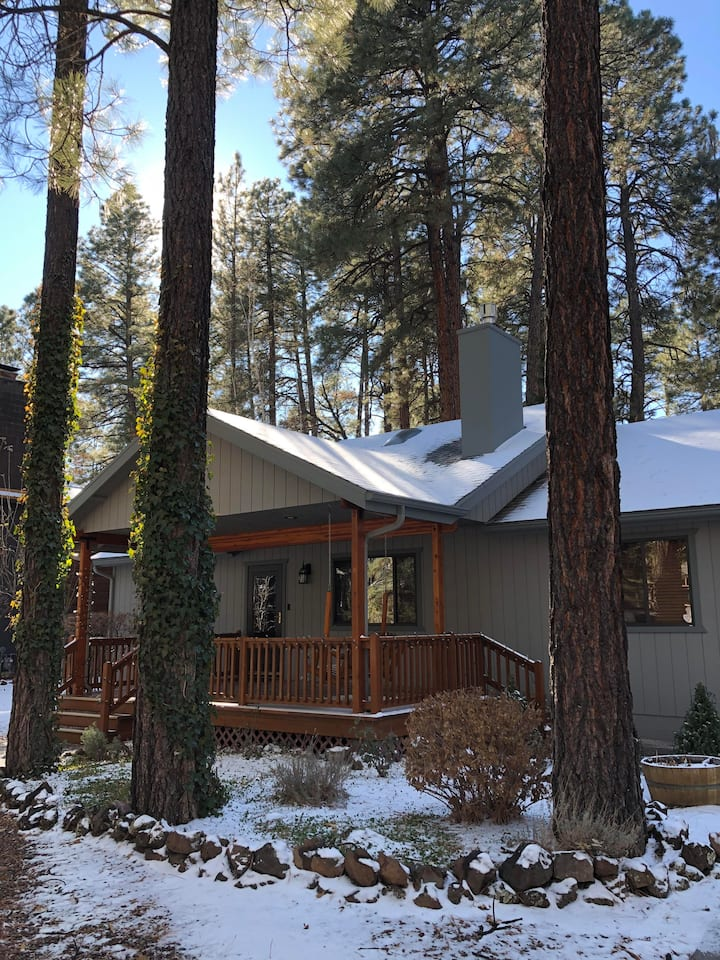 Ivy Pines Cabin - Sleeps 6 - Family/Pet-Friendly