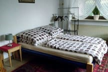 Zweites Schlafzimmer/ Second Sleeping room