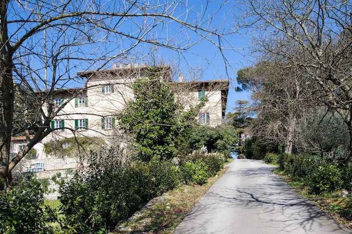 GARDEN MINIHOUSE ON FLORENCE HILLS - San Donato In Collina - Ev