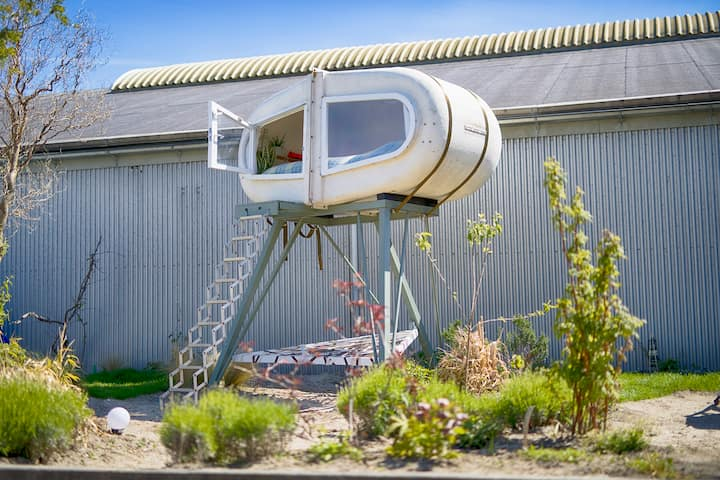 Culture Campsite - Sleeping Pod