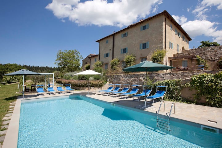 Florence | Country house with pool | Giuncarelli