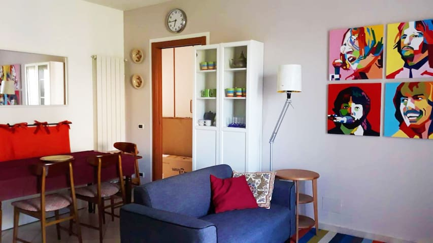 San Giuliano Terme Home with a View