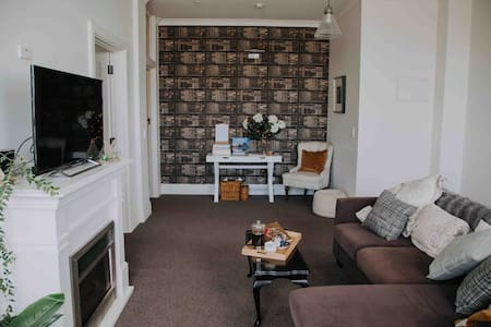 Hidden apartment in the heart of Motueka