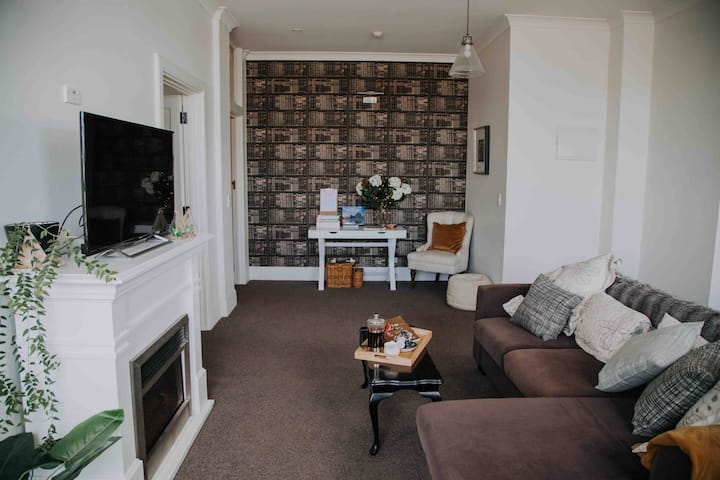 Hidden apartment in the heart of Motueka