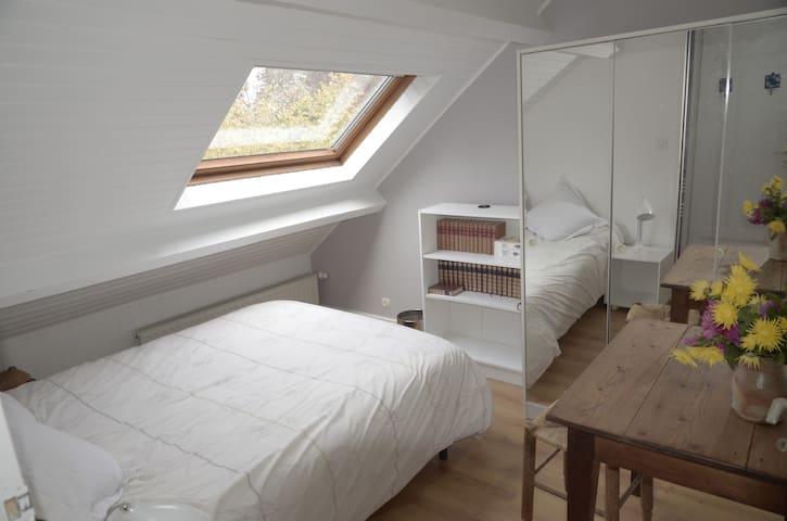 Chambre chez l'habitant - Mâcon - Guesthouse