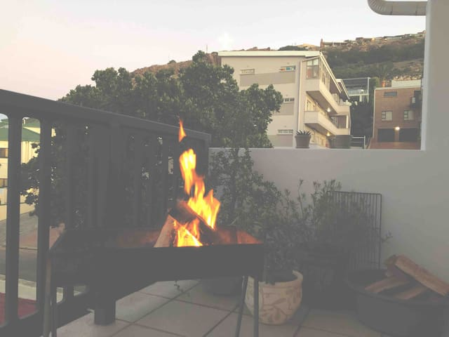 Private sunset BBQ's with mountain views