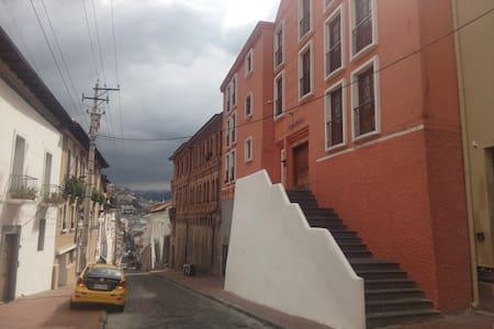 Suite in Quito's Historic Center