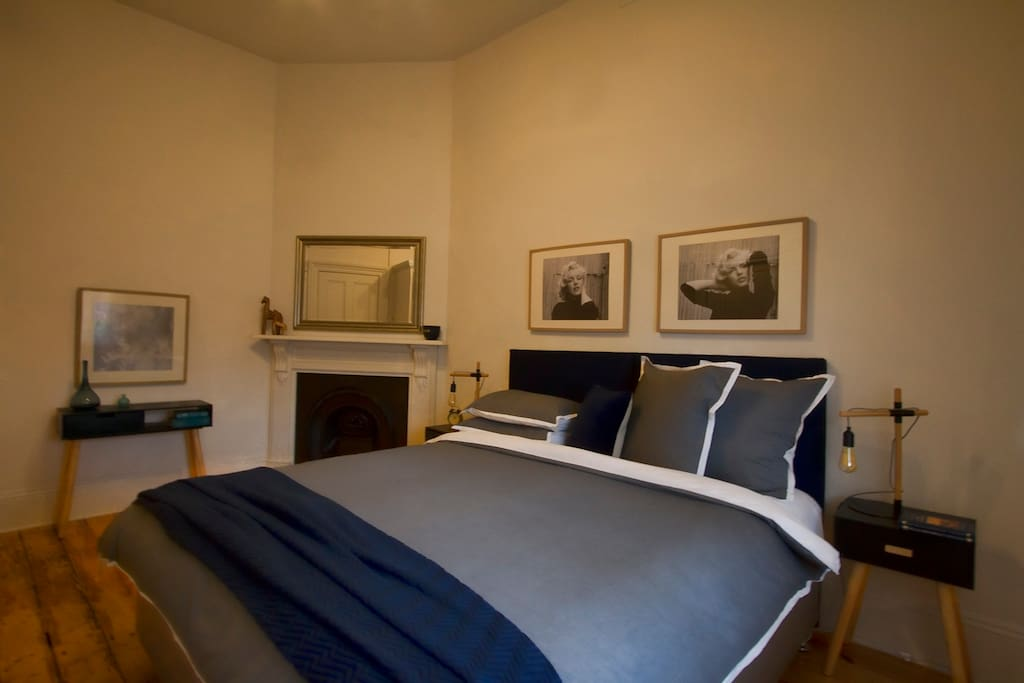 Large rooms, comfortable bedding. Portacot available on request