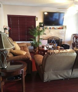 Cozy Bedroom Plus Sleeper Sofa - Santa Clarita