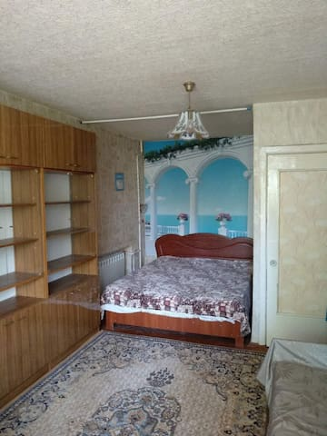 Small apartment in Dneprovsky district