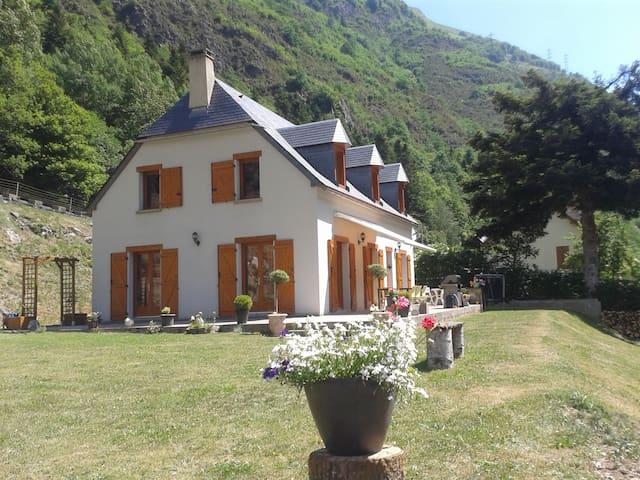 Chambre d'hôtes Les Rêves d'Aure - Aragnouet - Casa