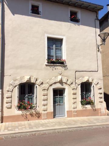 Chambre au coeur de la ville
