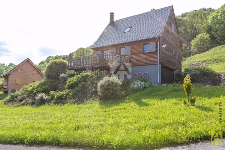 Chalet Puy Ferrand