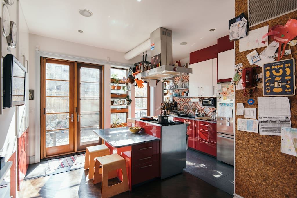 1st Floor -- Kitchen