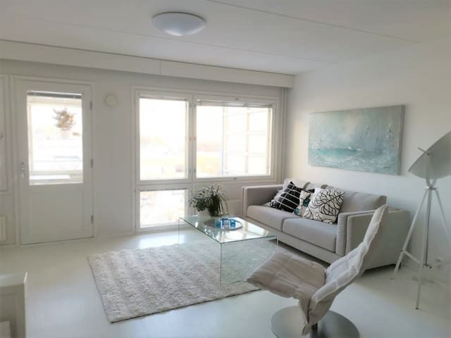 Beautiful 125m2 apartment with a sea view