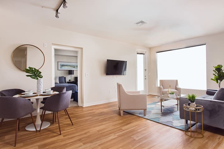 SD Stunning CityView Condo! SANITIZED+PRIVATE+SAFE
