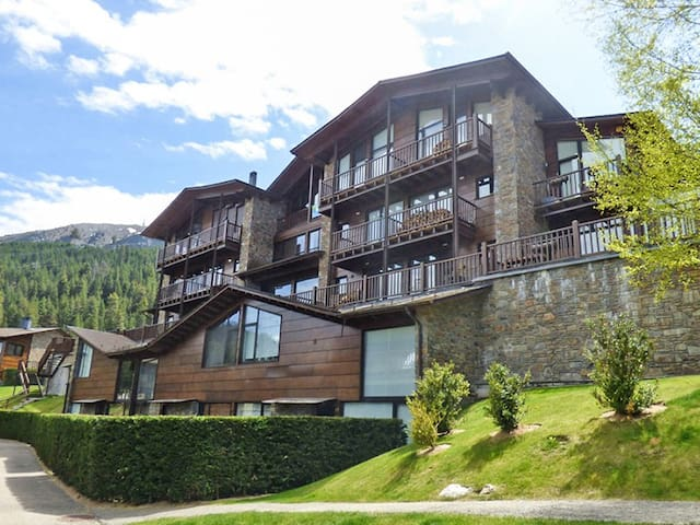 Apartamentos Masella 1600  Residencial - Alp - Osakehuoneisto