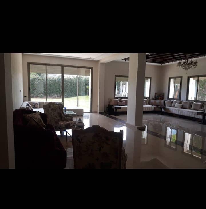 Villa californie reservation juste pour  fammille