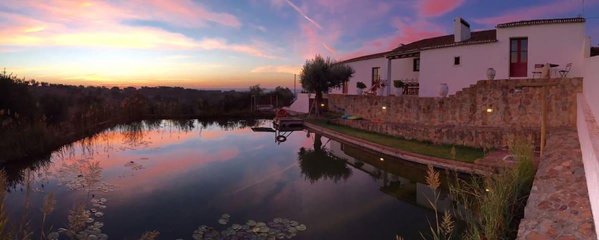 Casa Tipica Alentejana - Vila Ruiva - Villa