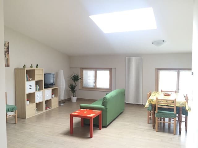 MAB HOME - Lucera - Apartment