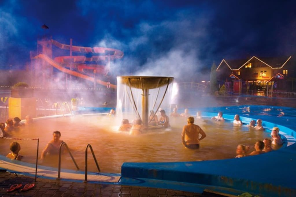 Bešeňová Thermalpark is 15 km from our place, it´s very popular during summer but also winter due to thermal baths, interior and exterior swimming pools and water attractions. For more info visit: www.besenova.com