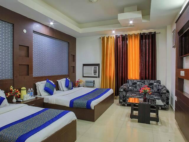 Bed and Breakfast near Katra Railway Station