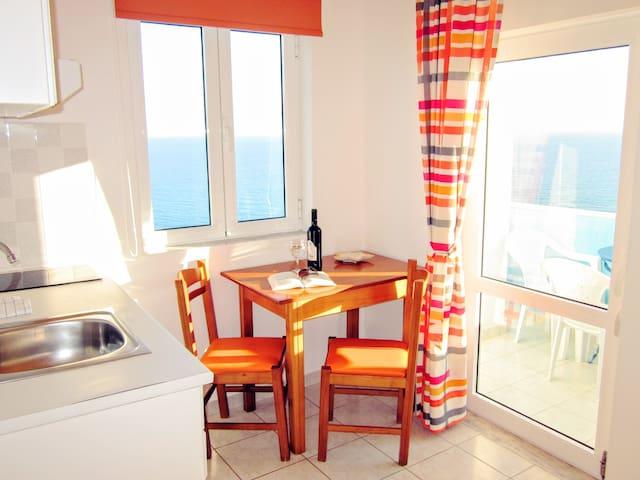 Panorama-Appartements (5) - Kastri - Apartamento