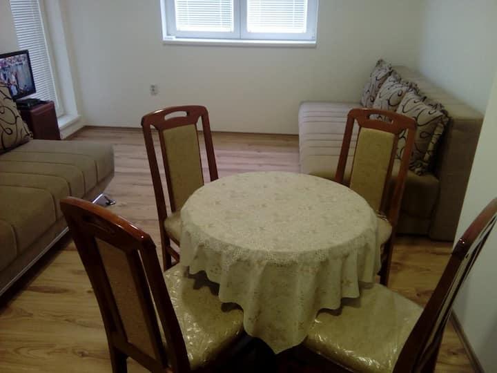 New, quiet, comfortable apartment (smaller)