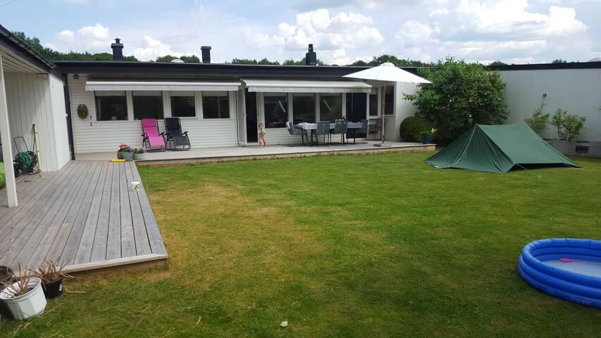 Familjevänligt hus med trädgård - Gothenburg - House